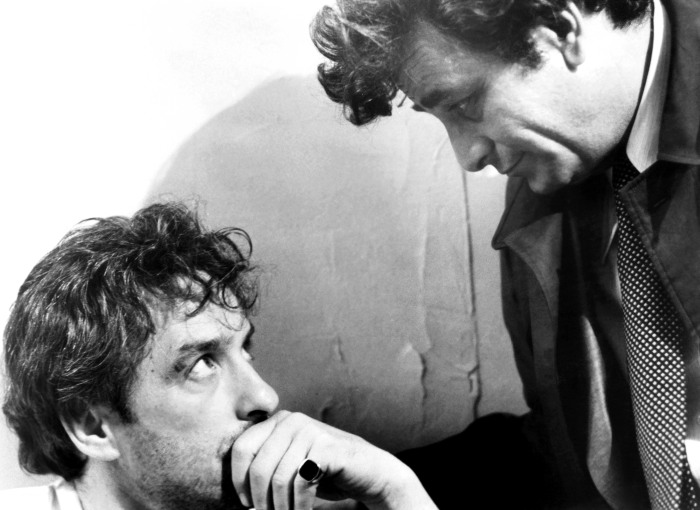 MIKEY AND NICKY, from left, John Cassavetes, Peter Falk, 1976